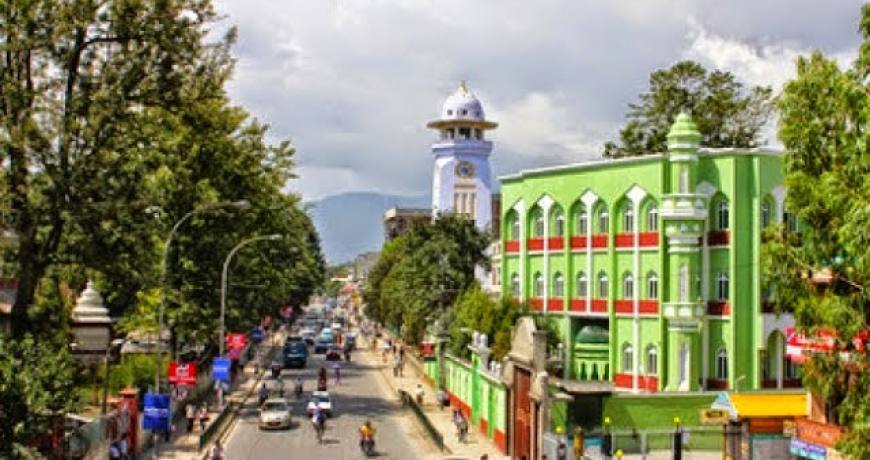 Masjid in Kathmandu