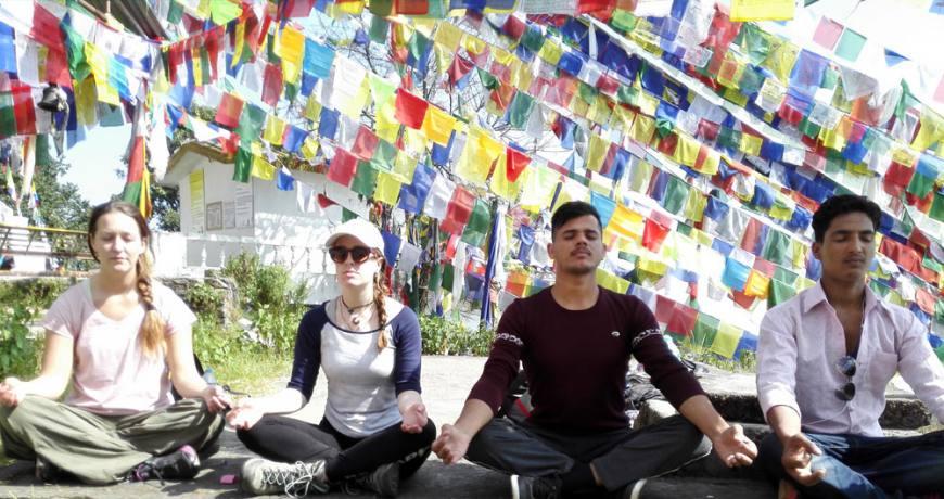 Nagarjun Jamacho Yoga and Meditation Hike