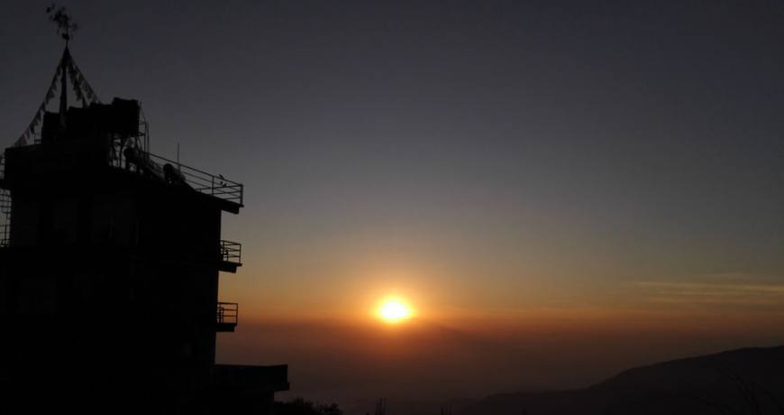 Nagarkot Sunrise View