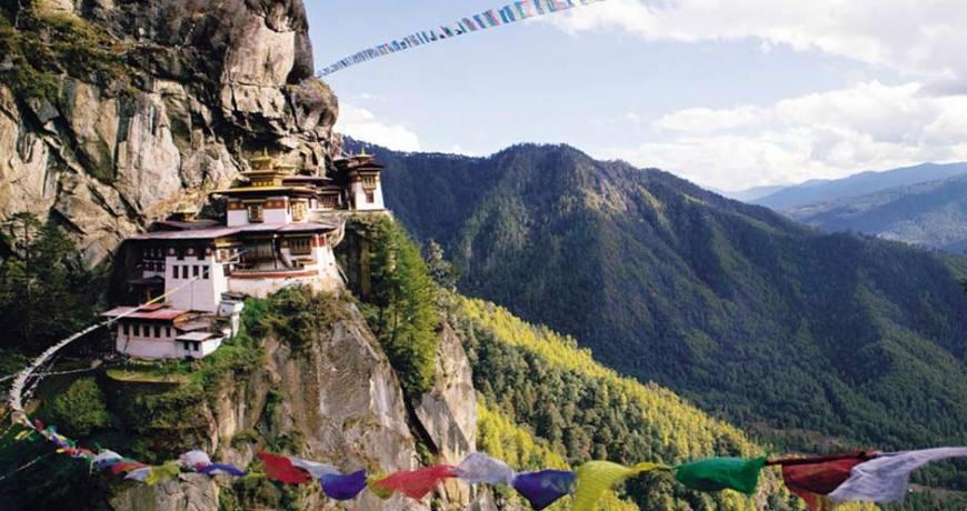Taksang Monastery, Bhutan