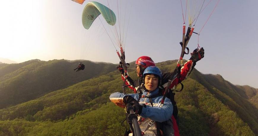 Kathmandu Paragliding Booking (WhatsApp: +977 9851159455)