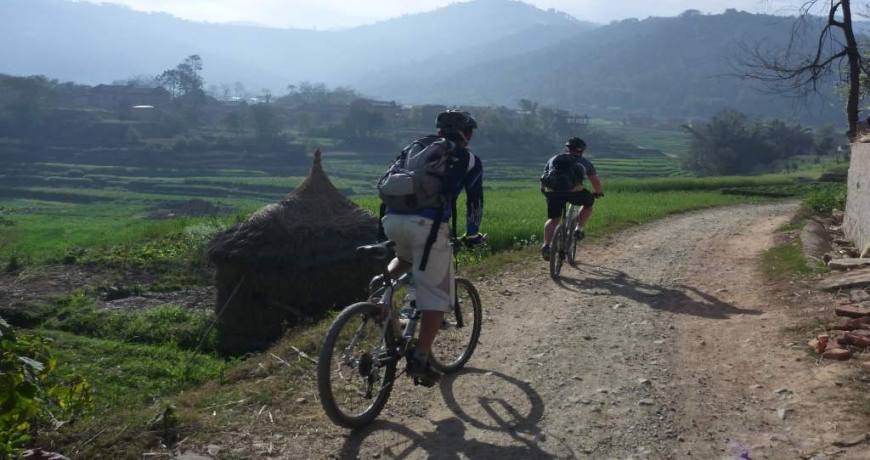 Shivapuri Mountain Bike Tour