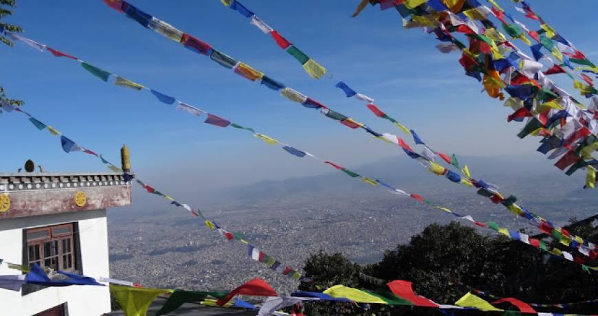 Nagarjun Jamacho Viewpoint