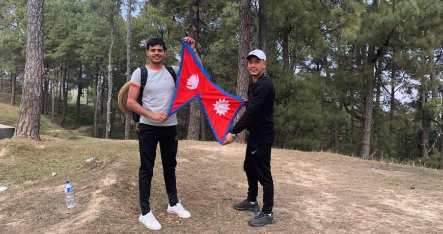 Tare Bhir Hiking with Nepal Kameleon Holidays