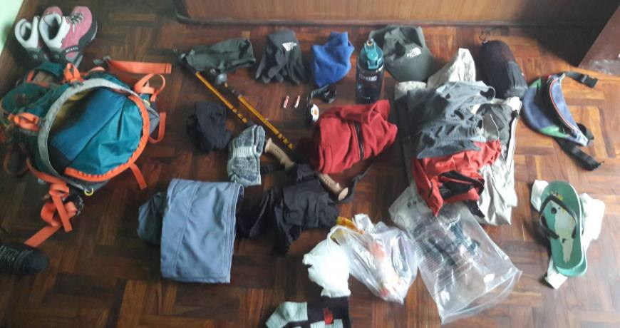 What to Pack for Jomsom Muktinath Jeep Tour