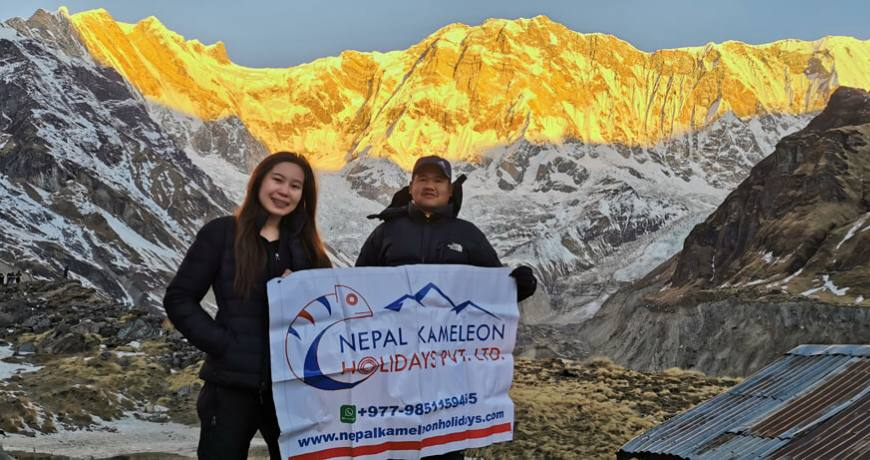 ABC Trekking in Nepal
