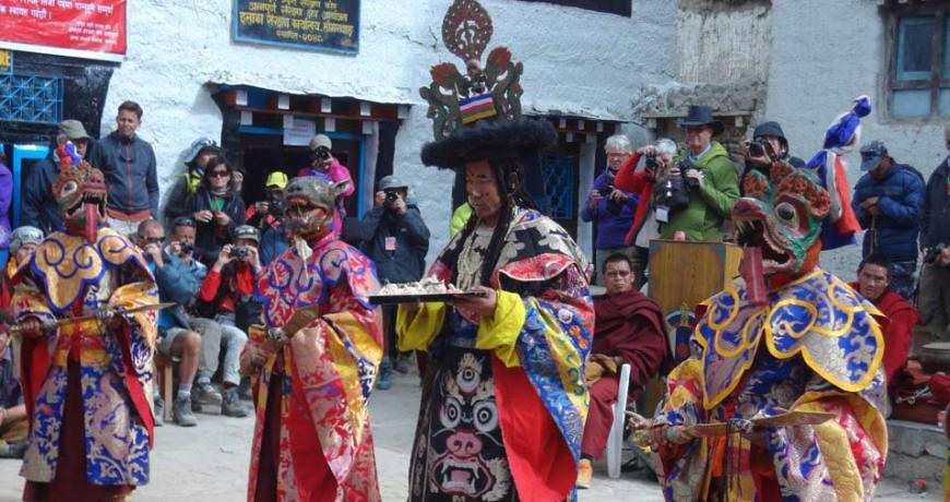 Tiji Festival, Upper Mustang
