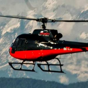 Helicopter Tours and Treks in Nepal