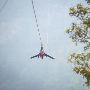 1 Day Dhulikhel Zipline Adventure