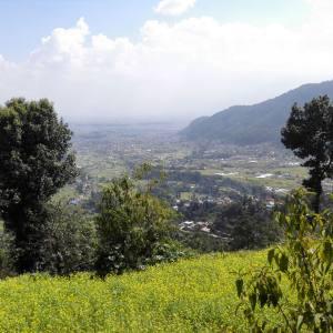 3 Hikes in Kathmandu Valley
