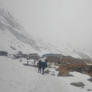 Annapurna Base Camp Budget Trek in 2020