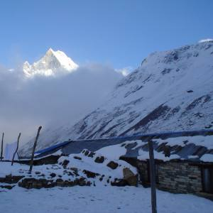 Annapurna Base Camp Wedding Trek