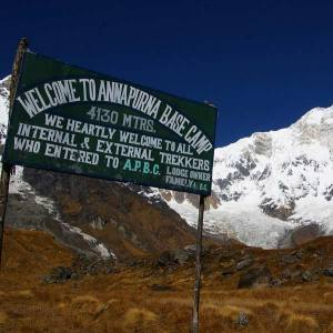 Annapurna Base Camp Yoga Trek