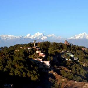 Chisapani Nagarkot Yoga Hike