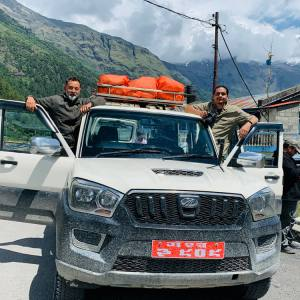 Jomsom Muktinath Jeep Safari Tour