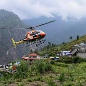 Langtang Valley Heli Tour and Trek