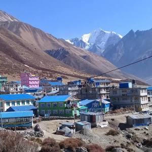 Langtang Valley Tserku Ri Trek