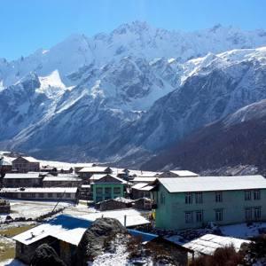 Langtang valley Yoga Trek