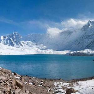 Manaslu and Annapurna Trek with Tilicho Lake - 25 Days