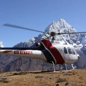 Muktinath Pilgrimage Heli Tour and Trek