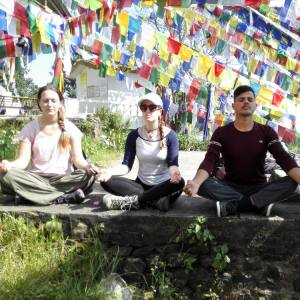 Nagarjun Jamacho Yoga and Meditation Hike