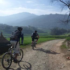 Nagarjun Mountain Biking Tour
