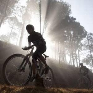 Namobuddha Mountain Bike Tour