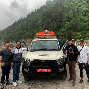 Pokhara to Jomsom Muktinath Jeep Tour (1 Night 2 Days/2 Nights 3 Days)