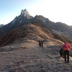 Quick Mardi Himal Budget Trek