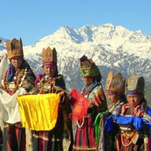 Tamang Culture Research Trek to Briddim and Langtang