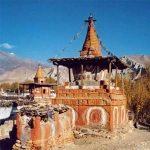 Upper Mustang Cultural Trek