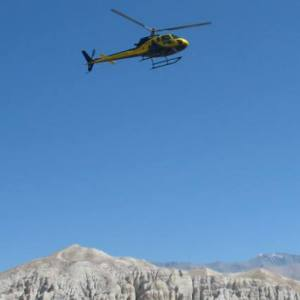 Upper Mustang Lomanthang Heli Tour and Trek