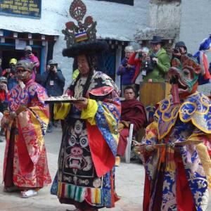 Tiji Festival, Lomanthang